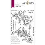Altenew - Clear Photopolymer Stamps - Flower Vine