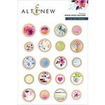 Altenew - Live Your Dream - Wood Epoxy Buttons