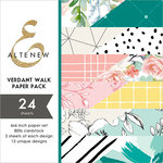 Altenew - Verdant Walk - 6 x 6 Paper Pack