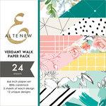 Altenew - Verdant Walk - 6 x 6 Paper Pack - 24 Sheets