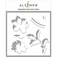 Altenew - Stencil - Angelique Motifs