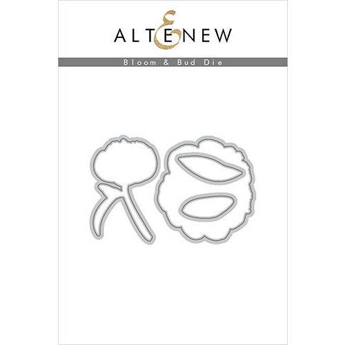 Altenew - Dies - Bloom and Bud