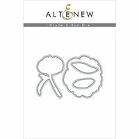 Altenew - Dies - Bloom and Bud