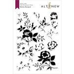 Altenew - Clear Photopolymer Stamps - Dainty Bouquet