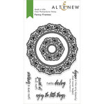 Altenew - Clear Photopolymer Stamps - Fancy Frames