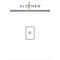 Altenew - Dies - Mini Brownstone