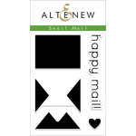 Altenew - Clear Photopolymer Stamps - Snail Mail