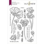 Altenew - Clear Photopolymer Stamps - Wonderland