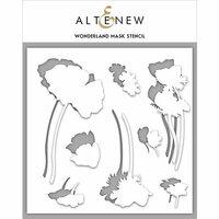 Altenew - Stencil - Wonderland