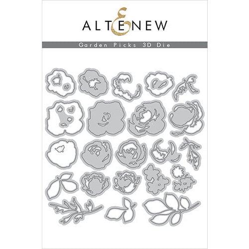 Altenew - Dies - 3D - Garden Picks