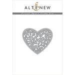 Altenew - Dies - Floral Heart Frame
