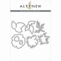 Altenew - Dies - Wild Rose 3D