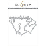 Altenew - Dies - Aquarius - Zodiac Constellation