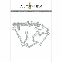Altenew - Dies - Aquarius - Zodiac Constellation
