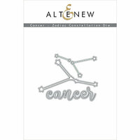 Altenew - Dies - Cancer - Zodiac Constellation