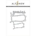 Altenew - Dies - Gemini - Zodiac Constellation