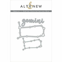 Altenew - Dies - Gemini - Zodiac Constellation