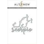 Altenew - Dies - Scorpio - Zodiac Constellation