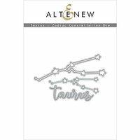 Altenew - Dies - Taurus - Zodiac Constellation
