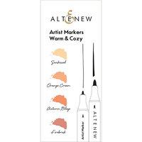Altenew - Artist Markers - Warm and Cozy