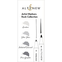 Altenew - Artist Markers - Rock Collection