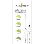 Altenew - Artist Markers - Tropical Forest