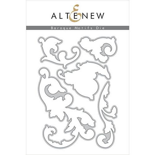 Altenew - Dies - Baroque Motifs