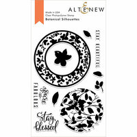 Altenew - Clear Photopolymer Stamps - Botanical Silhouettes
