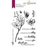 Altenew - Clear Photopolymer Stamps - Dotted Blooms