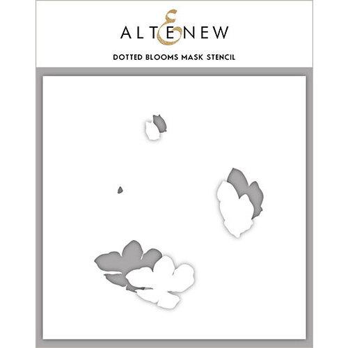 Altenew - Stencil - Dotted Blooms