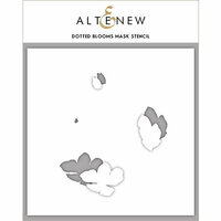 Altenew - Stencil - Dotted Blooms