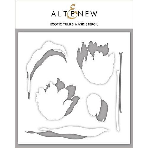 Altenew - Stencil - Exotic Tulips