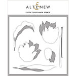 Altenew - Stencil - Exotic Tulips