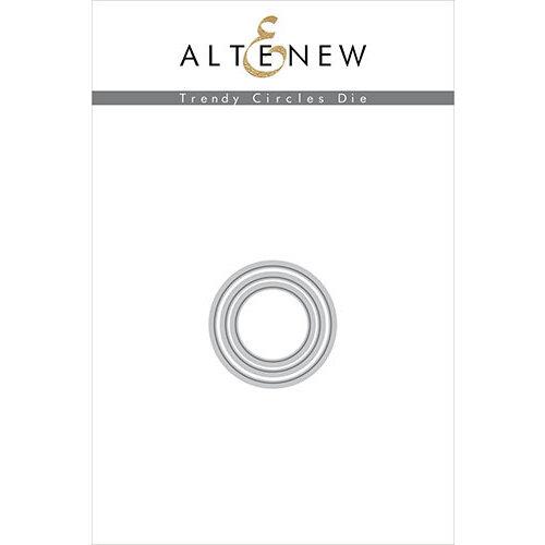 Altenew - Dies - Trendy Circles