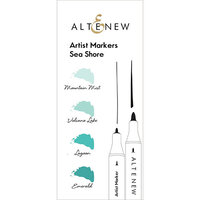 Altenew - Artist Markers - Sea Shore