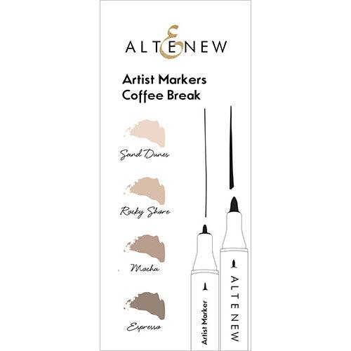 ALT Coffee Break Markers