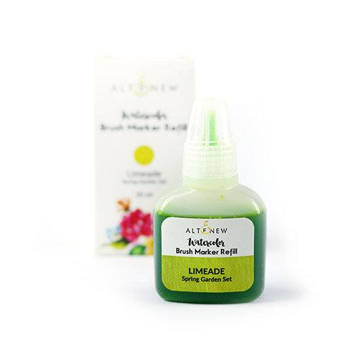 Altenew - Watercolor - Brush Marker Refill - Limeade