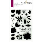 Altenew - Clear Photopolymer Stamps - Bold Bunch