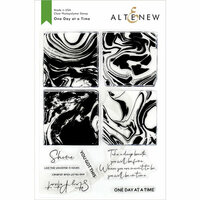 Altenew - Clear Photopolymer Stamps - One Day At A Time
