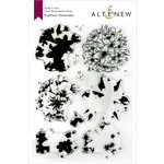 Altenew - Clear Photopolymer Stamps - Prettiest Pomander