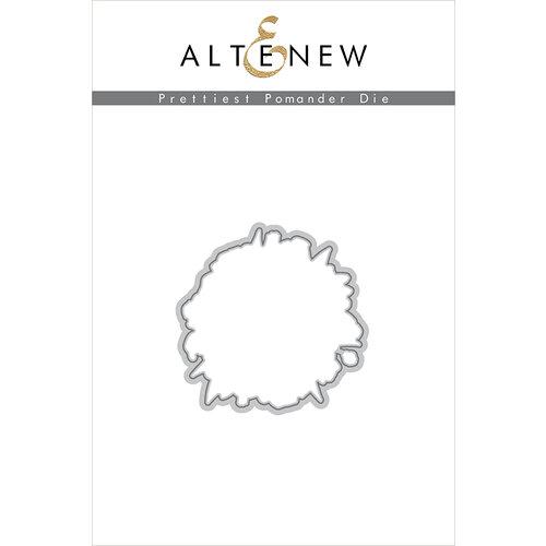 Altenew - Dies - Prettiest Pomander