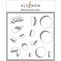 Altenew - Mask Stencil - Rennie Roses