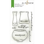 Altenew - Clear Photopolymer Stamps - Versatile Vases