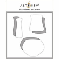 Altenew - Mask Stencil - Versatile Vases