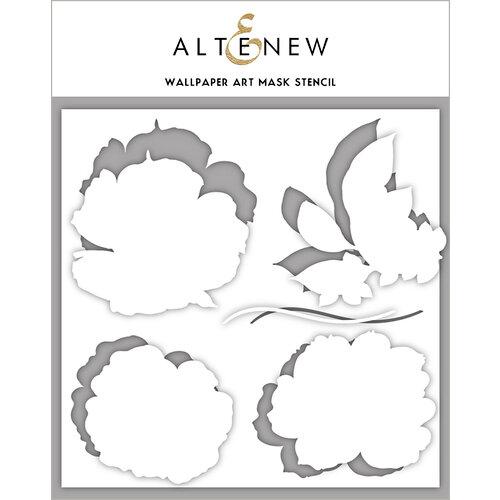 Altenew - Mask Stencil - Wallpaper Art