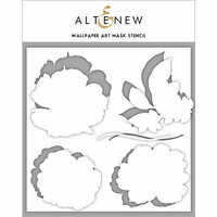 Altenew - Stencil - Wallpaper Art