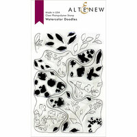 Altenew - Clear Photopolymer Stamps - Watercolor Doodles