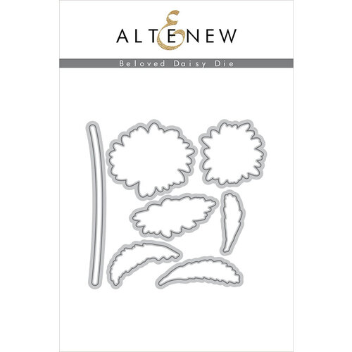 Altenew - Dies - Beloved Daisy