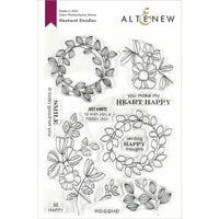 Altenew - Clear Photopolymer Stamps - Weekend Doodles