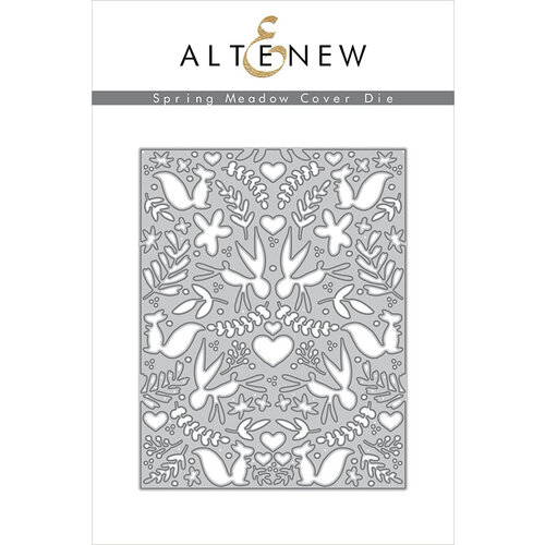 Altenew - Dies - Spring Meadow Cover